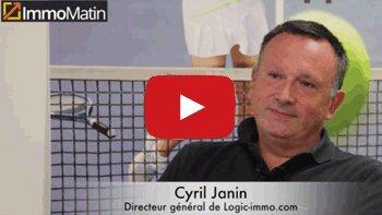 Vidéo: «Avec Push Immo, les agences génèrent de l'audience ciblée sur leur site», Cyril Janin, Logic-immo.com - D.R.