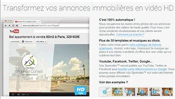 Les Spotvidéo de Smartvisite s'enrichissent de vidéos de quartier - D.R.