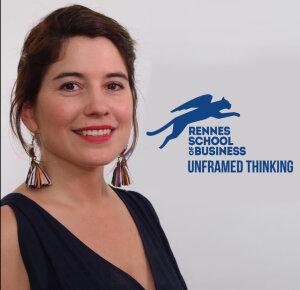 Blandine Dolle est directrice des relations humaines de Rennes School of Business. - © RSB