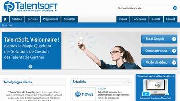 TalentSoft enregistre une croissance record pour 2013 - © D.R.