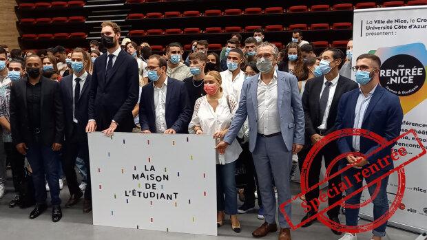 Le lancement de «Ma rentrée à Nice» s'est déroulé le 15 septembre. - © Pauline Tressols