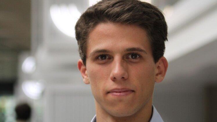 Thomas Reynaud, co-fondateur et CEO de GarantMe - DR