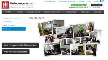 MeilleursAgents.com recrute tous azimuts