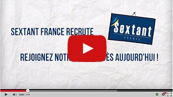 L'offre d'emploi de la semaine: Agent immobilier mandataire, H/F, Sextant, Paris - © D.R.