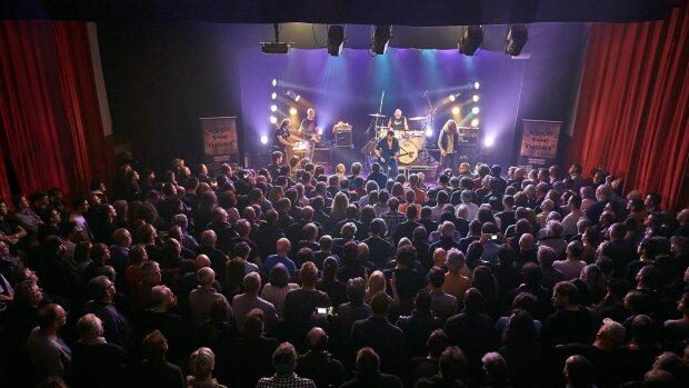 Concert de Ian Paice à la Puce à l'Oreille. - © D.R.