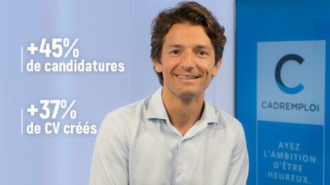 Une croissance exceptionnelle pour Cadremploi en 2019 - DR