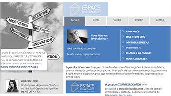 Espacelocation.com: un site de gestion immobilière au service des expatriés - © D.R.