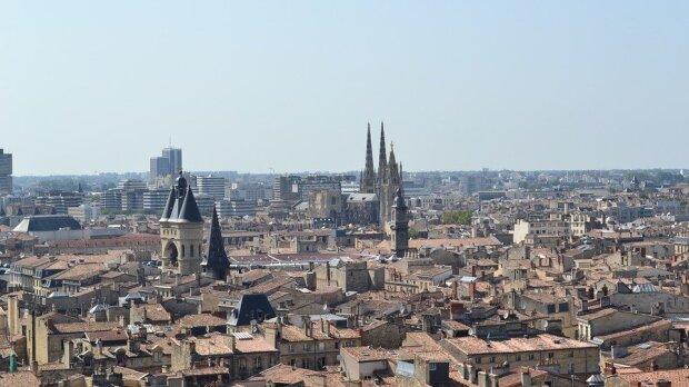 La ville de Bordeaux est actuellement en zone rouge. - © D.R.