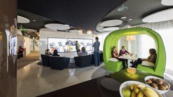 Bien-être au travail: les nouveaux espaces ont leur carte à jouer! - © D.R.