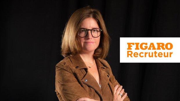 Hélène Garcia, Chief Sales Officer chez Figaro Recruteur - © D.R.