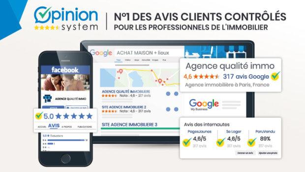 Des avis clients contrôlés dans Facebook et Google? Oui c'est possible! - © D.R.