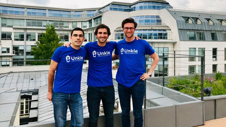 Le garant Unkle lève 1 million d'euros - D.R.