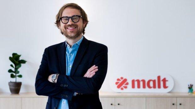 Vincent Huguet, CEO et cofondateur de Malt - © D.R.