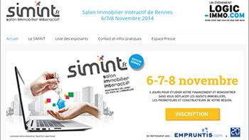 Logic-Immo fait le pari du salon immobilier virtuel en région - D.R.