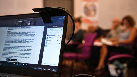 Foncia organise l'assemblée générale de copropriétaires en ligne -