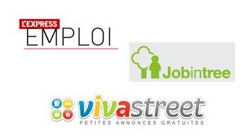 VivaStreet, Jobintree et L'Express forment une régie dédiée à l'emploi - D.R.