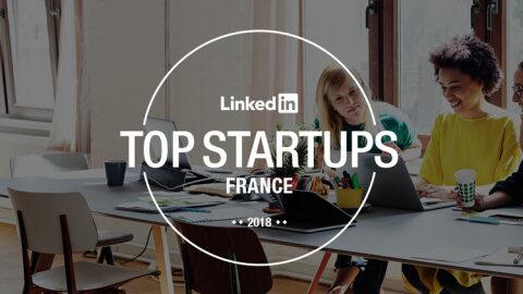 Le Top 5 des start-up RH préférées de LinkedIn - D.R.