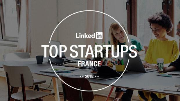 Le Top 5 des start-up RH préférées de LinkedIn - © D.R.