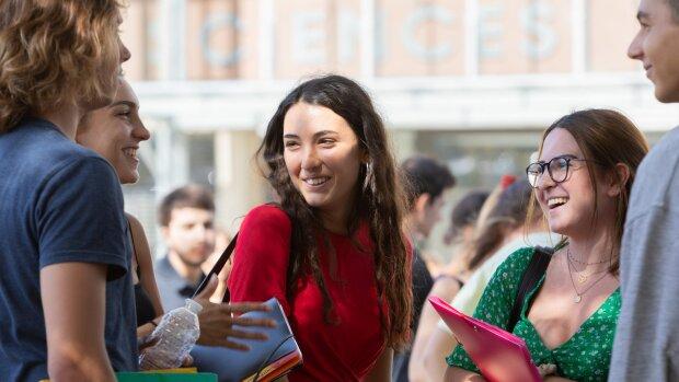 L'engagement des étudiants leur a permis de mieux vivre la crise sanitaire - © CPU - Université de Bordeaux