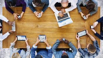 Les réseaux sociaux: un vrai levier de transformation pour les agents immobiliers - D.R.