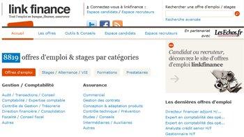 Plus de 10 000 avis sur les formations et les entreprises déposés sur Linkfinance - © D.R.