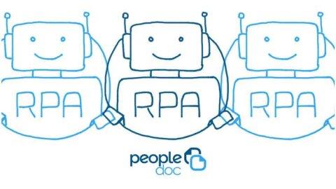 PeopleDoc entraîne ses «PeopleBots» - D.R.