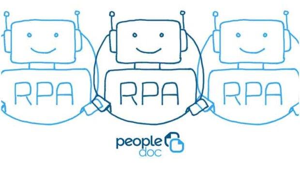 PeopleDoc entraîne ses «PeopleBots» - © D.R.