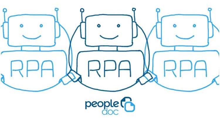 """PeopleDoc entraîne ses """"PeopleBots"""" - D.R."""