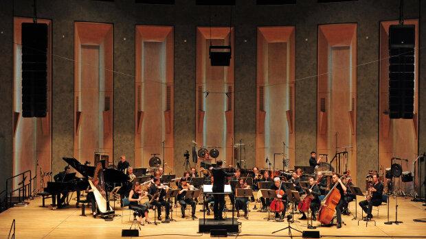 L'Ensemble Intercomporain sur scène. - © D.R.