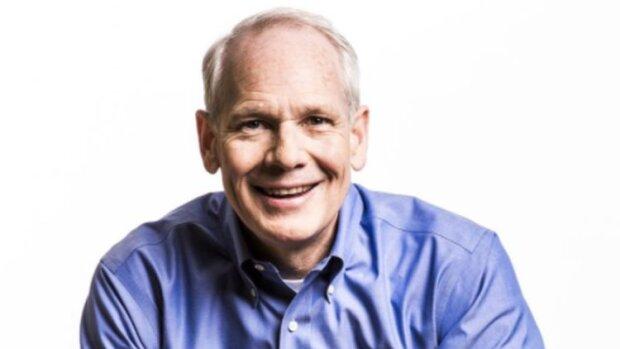 Le concept Hybrid Workplace Dial présenté par Kurt DelBene, Executive Vice President de Microsoft - © D.R.