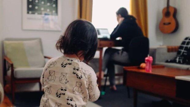 Garde d'enfants: indemnisations réactivées pour les parents qui ne peuvent plus aller travailler. - © D.R.