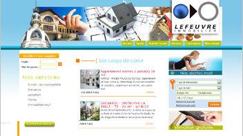 Paroles d'agent: «Nos propriétaires sont assurés contre les impayés», Mélanie Dubois, Lefeuvre Immobilier - D.R.