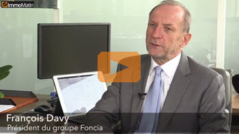 3 min avec François Davy, Foncia - D.R.