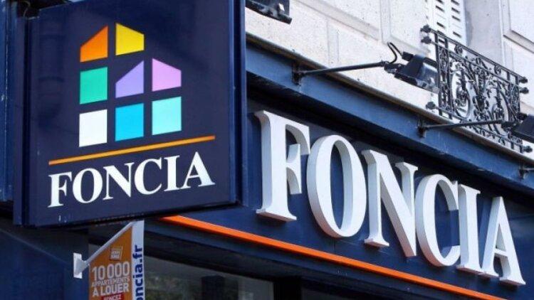 enseigne Foncia - DR