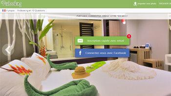 PixBooking, le réseau social dédié à la photographie immobilière - © D.R.