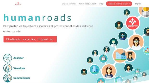 Humanroads lève 1,5 M€ pour accélérer son développement auprès des écoles et universités