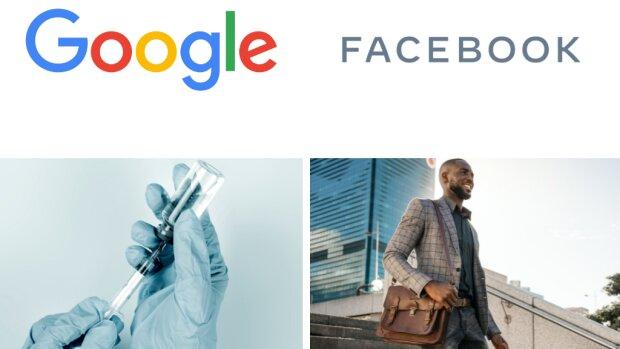 Covid-19: Google et Facebook incitent à la vaccination, Apple devrait suivre - © D.R.