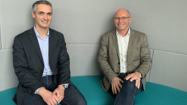 Stéphane Moreau et Eric Ruty: la formation au centre des attentions de Bodet Software - © D.R.