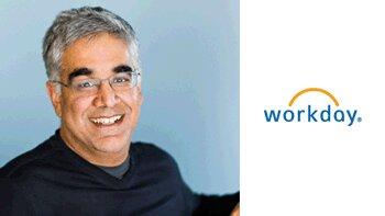 «Dès 2016, Workday réalisera les paies françaises» Aneel Bhusri, co-CEO deWorkday - D.R.