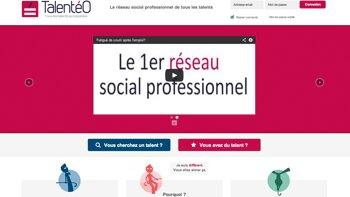 Talentéo lance un réseau social alliant handicap et emploi - D.R.