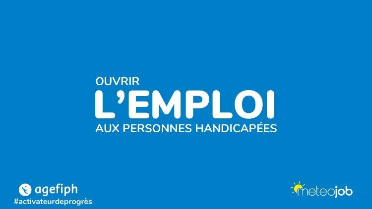 Réinventer le recrutement pour répondre aux défis de l'emploi des personnes handicapées - D.R.