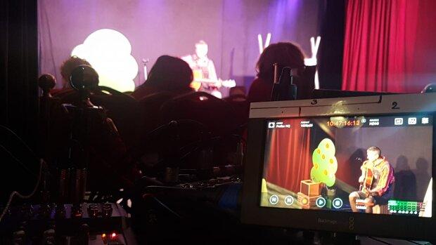 Zoumac en live-stream à la Comédie de Nîmes. - © Comédie De Nîmes