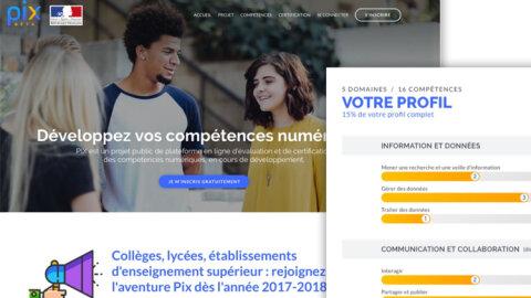 PIX Pro, le nouveau TOEFL du digital dédié aux entreprises - D.R.