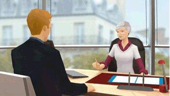 L'entretien professionnel, au cœur d'un serious game de Daesign - D.R.