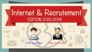 Recrutement sur internet: où en sommes-nous en 2014? - D.R.