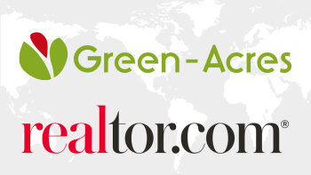 Green-Acres s'associe à l'américain Realtor®
