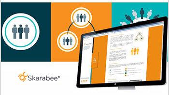 Skarabee: une solution pour aider les agents immobiliers à mieux s'organiser - © D.R.