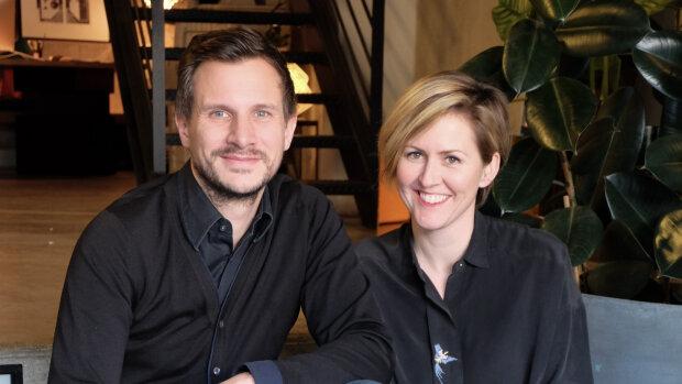 Sébastien et Amandine Coquerel - © D.R.