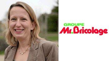 """""""Meteojob s'intègre parfaitement à notre plan de recrutement global"""", Sophie Gautier, Mr.Bricolage - D.R."""