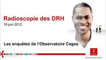 DRH : de Business partner à Human Partner - D.R.
